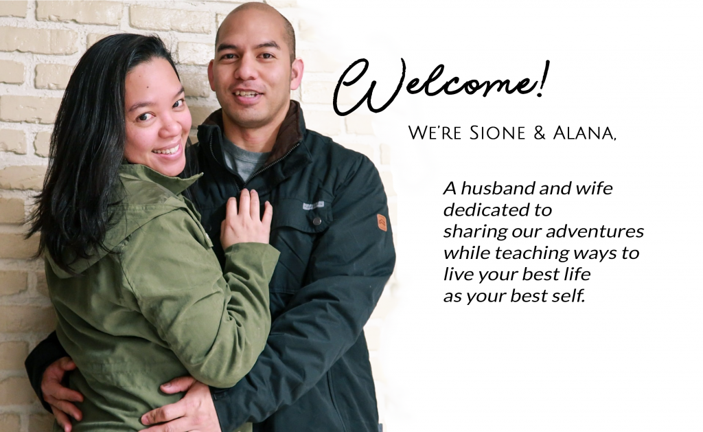 About Sione and Alana Uyema